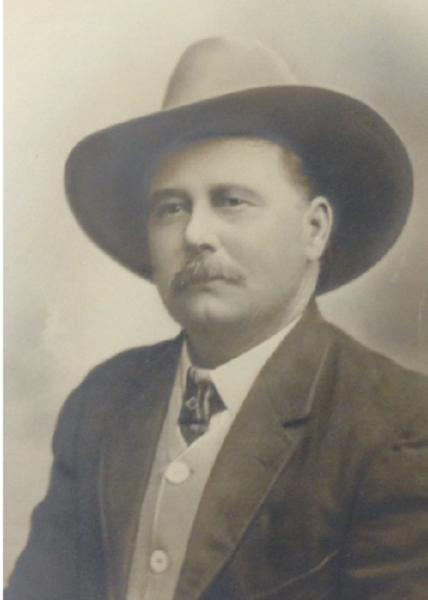 Photo of Sheriff Joseph F. Fuselier