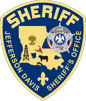 Jefferson Davis Parish Sheriff's Office Insignia